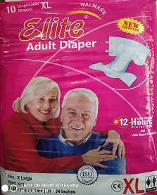 Adult Diaper XL Elite