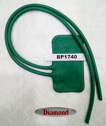 BP1740 RUBBER BAG PEDIATRIC -STD PACK 2 nos