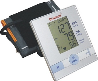 BPDG-124 Fully Automatic Digital BP