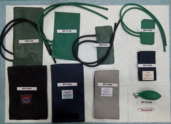 SPC-001 Service Pack Common for Mercurial, Dial, LCD,LED  type BP Instruments